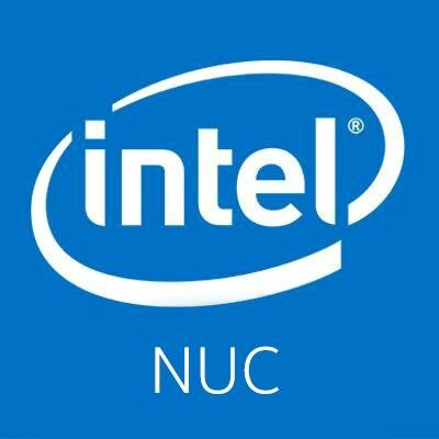 Intel NUC logo