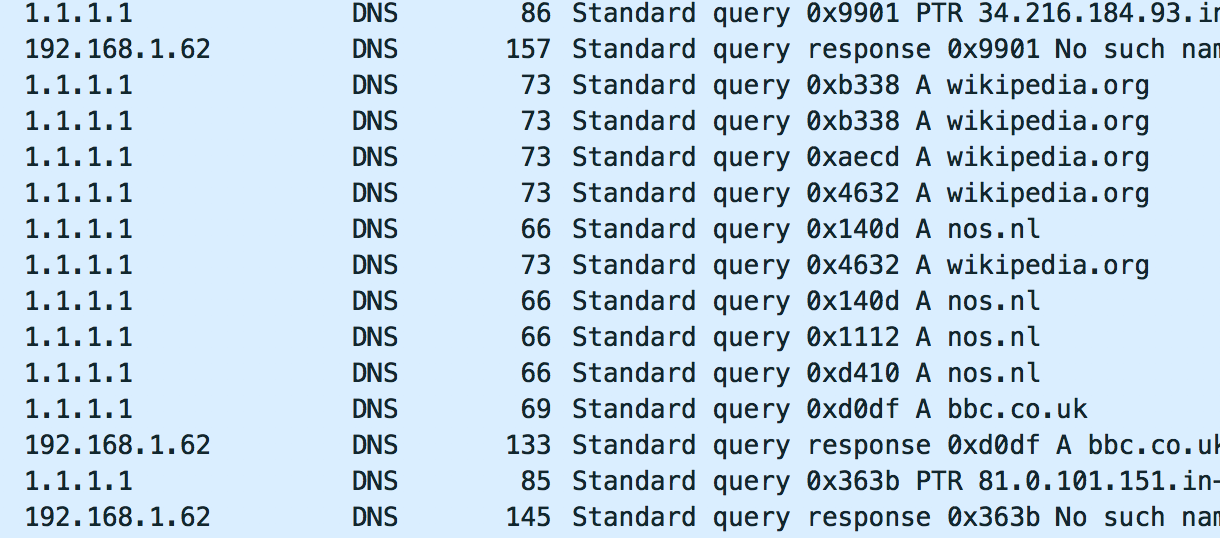 Cloudflare DNS PCAP - Turkey Blocks